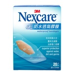 3M Nexcare™ Waterproof Plaster 20pcs