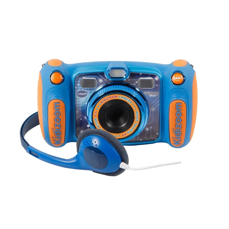 Abbott Vtech Kidizoom MP3 Blue 1pc