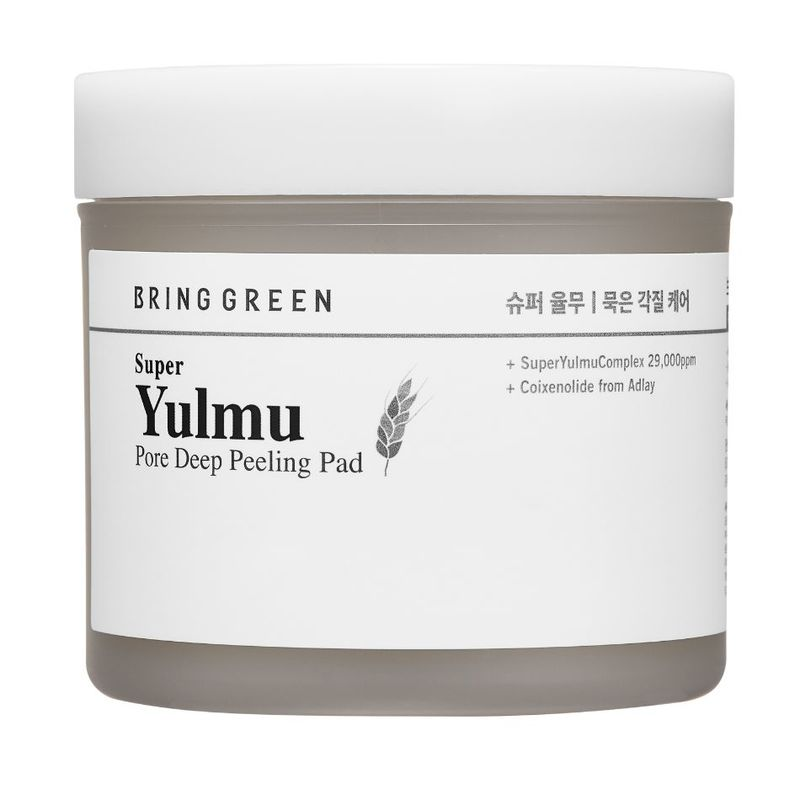 Bring Green Super Yulmu Pore Deep Peeling Pad 66pcs