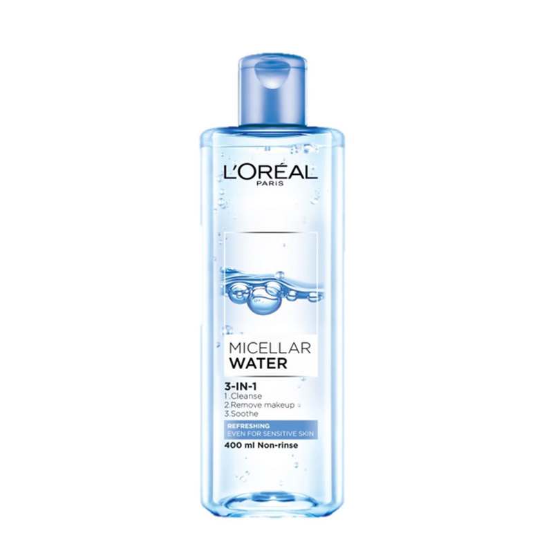 L'Oreal Dermo-Expertise Micellar Water Blue, 400ml