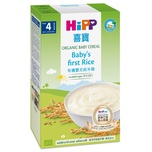 Hipp Organic Baby Rice 200g