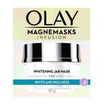 Olay Magnemasks Infusion Whitening Jar Mask