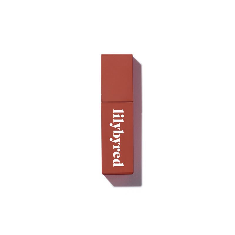 Lilybyred Mood Liar Velvet Tint 04 Orange Brown 4.2g