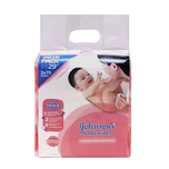 Johnson's Baby Skincare Wipes Triple Pack, 3x75pcs