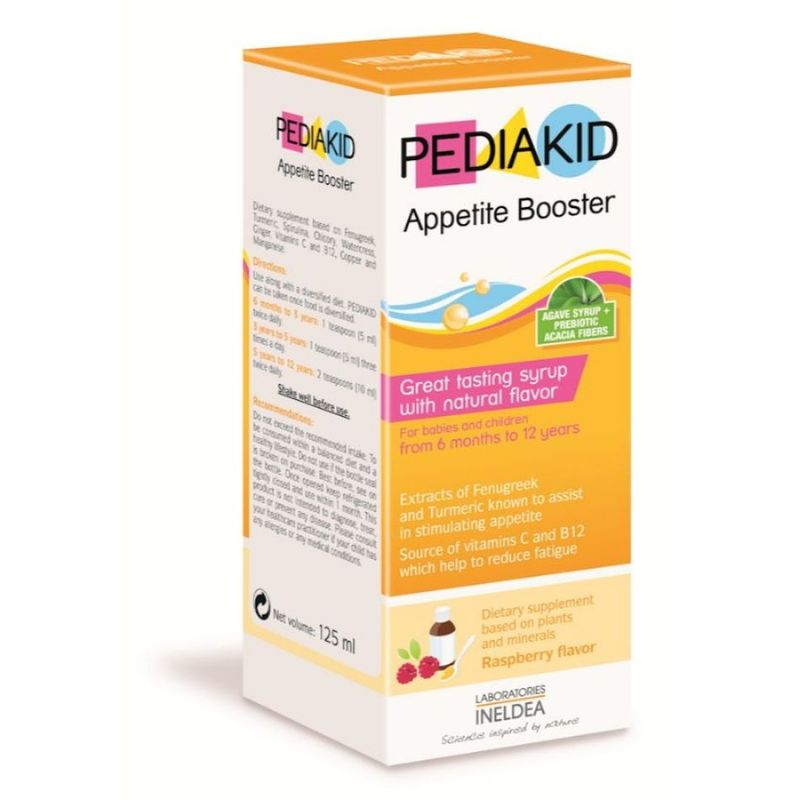 Pediakid Appetite Booster, 125ml