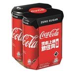 Coca Cola Zero T Can 300mLx4 -F
