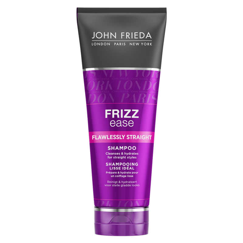 John Frieda Frizz Ease Flawless Straight Shampoo, 250ml