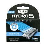 Schick  Hydro 5 Sense Hydrate Refill ( 4 X Cartridges )