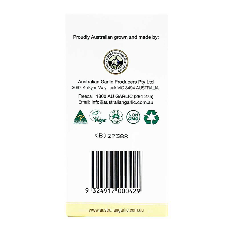 Australian Garlic Oil  60 softgels