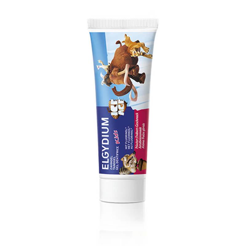 Elgydium Kids Fresh Strawberry Ia Toothpaste, 50ml