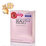 Ray Facial Mask (Rose) 10pcs