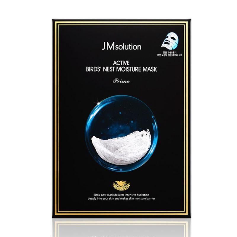 JM Solution Active Birds Nest Moisture Mask 10S