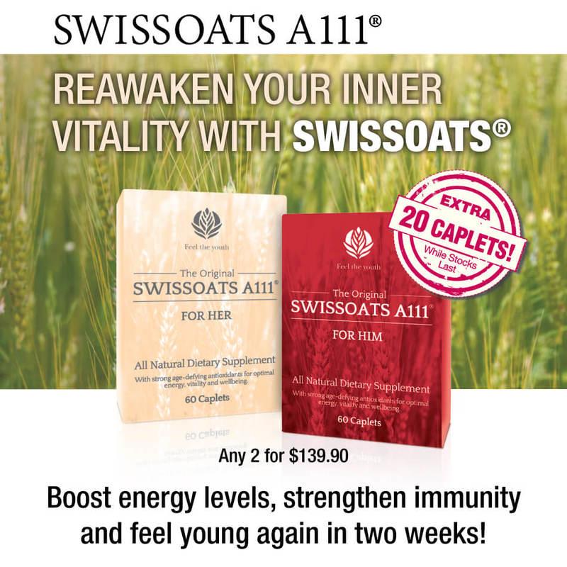 Swissoats For Her 60caps