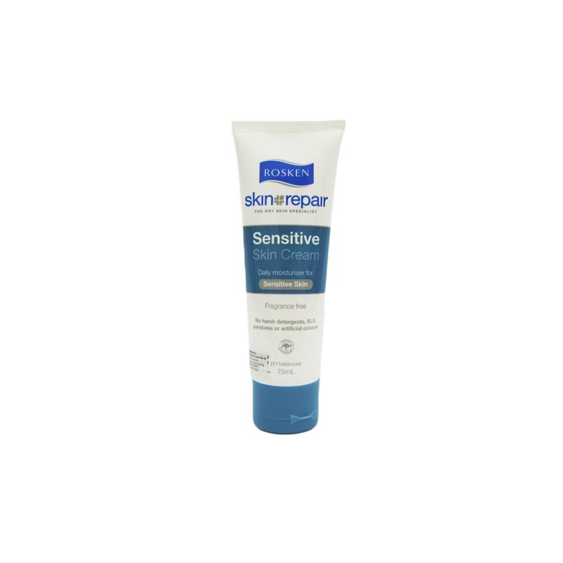 Rosken Sensitive Skin Cream, 75ml