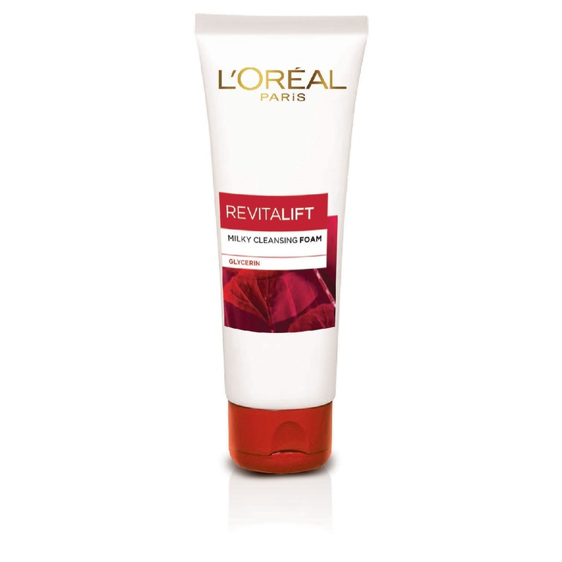 L'Oreal Revitalift Milky Foam 100mL