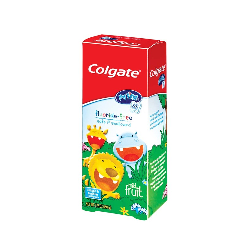 Colgate My First Fluo-Free Tp 49.6g