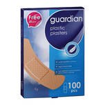 Guardian Plastic Plasters, 100+20 pcs