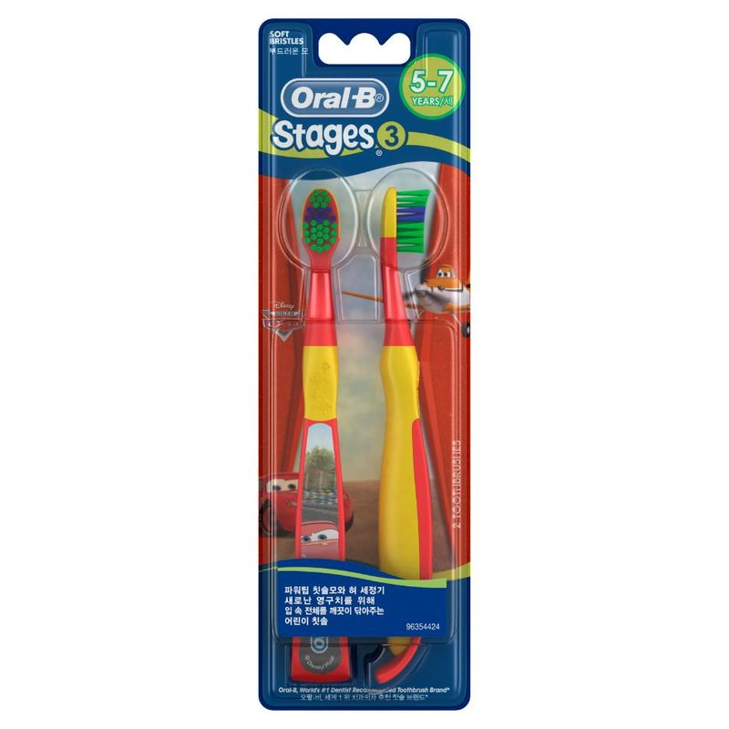 Oral-B Stage3 Kids Toothbrush