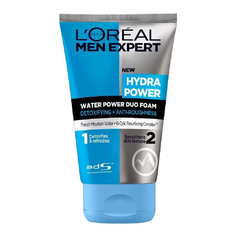 L'Oreal Men Expert Hydra Watery Foaming gel 100mL