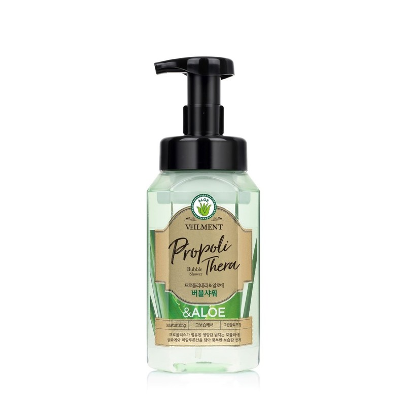On:The Body Propolithera Aloe Bubble Shower 470mL