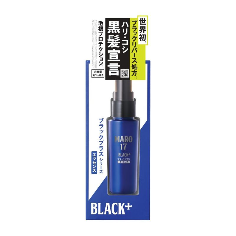 Maro 17 Black Plus Essence, 50ml