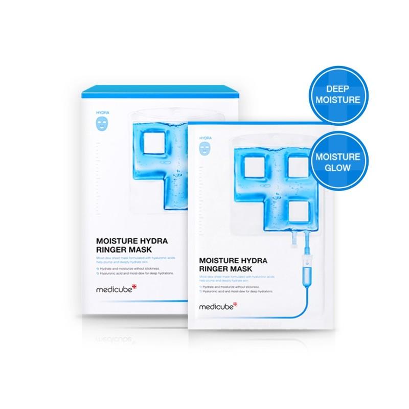 Medicube Moisture Hydra Ringer Mask, 5 sheets