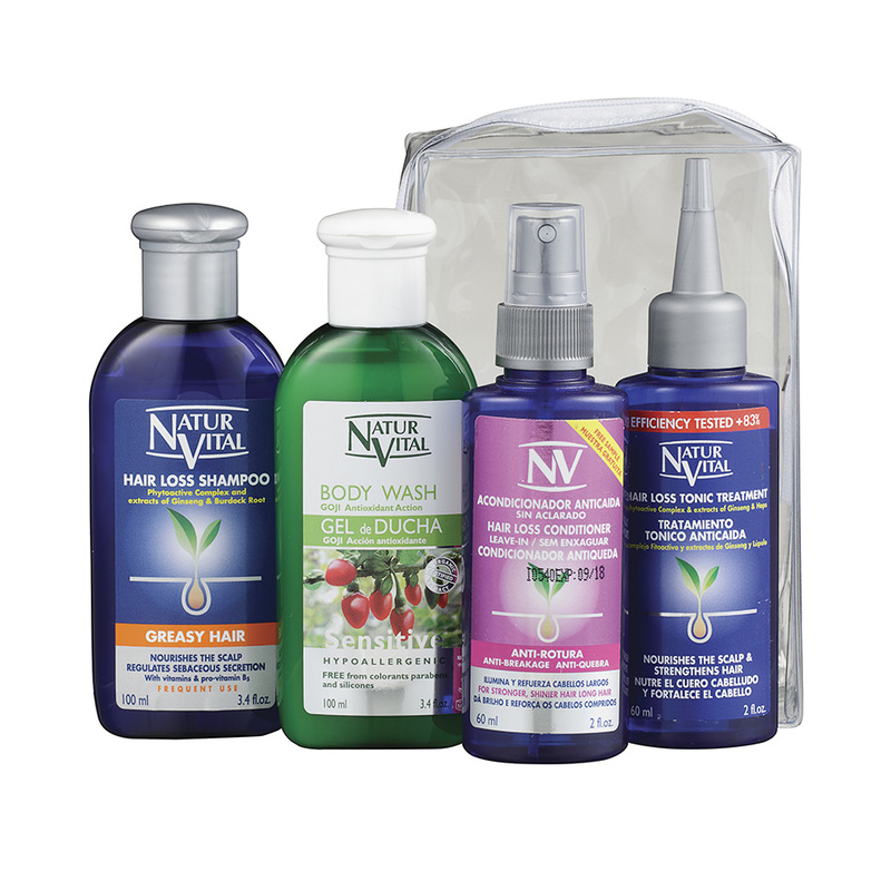 Natur Vital Travel Set