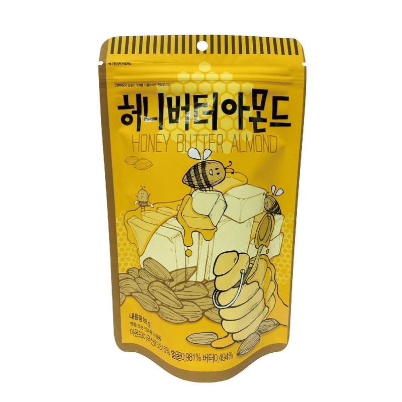 Tom's Farm Roasted Honeybutter Almond 80g