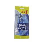 Gillette Blue II Plus Disposable Razors, 6pcs