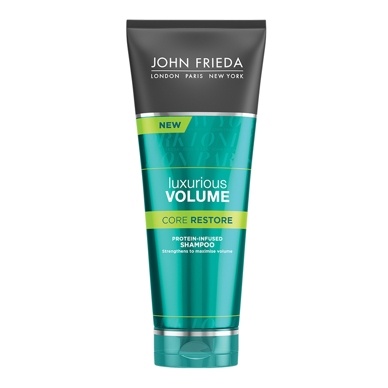 John Frieda Luxurious Volume Core Restore Shampoo, 250ml