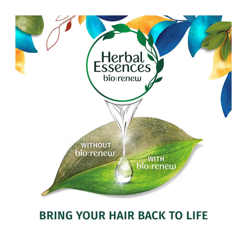 Herbal Essences REPAIR Argan Oil of Morocco Shampoo, 400ml