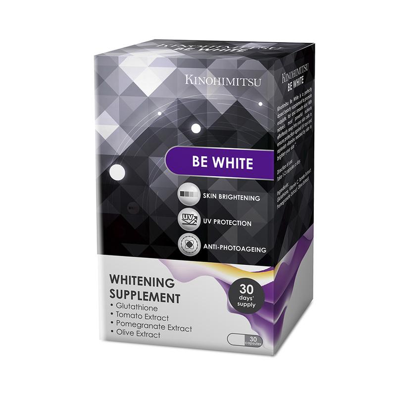 Kinohimitsu Be White, 30 capsules