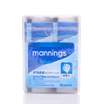 Mannings Floss Toothpick 50pcs (Bag)