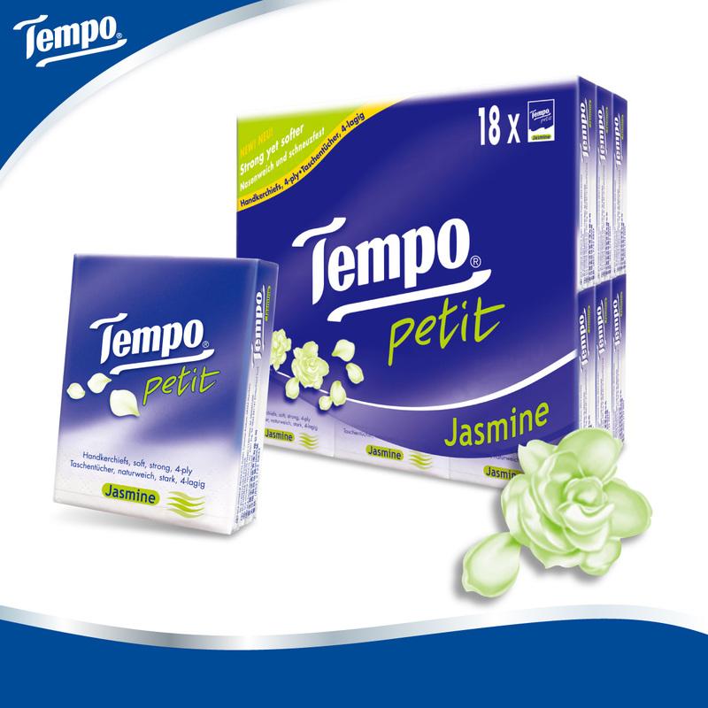 Tempo Petit Sue Jasmine 7pcs x 18bags