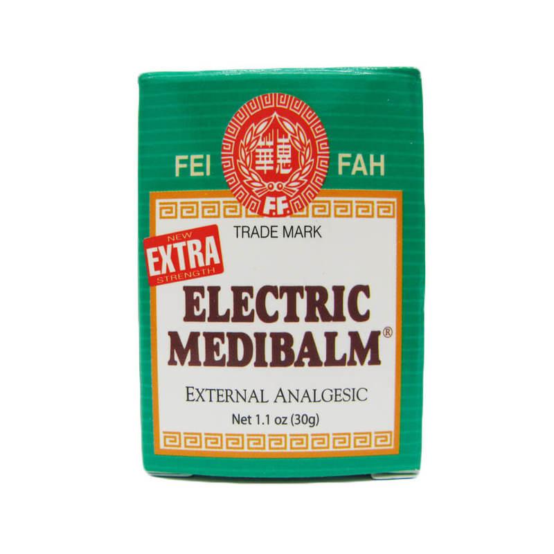 Fei Fah Electric Medibalm Extra Strength, 30g