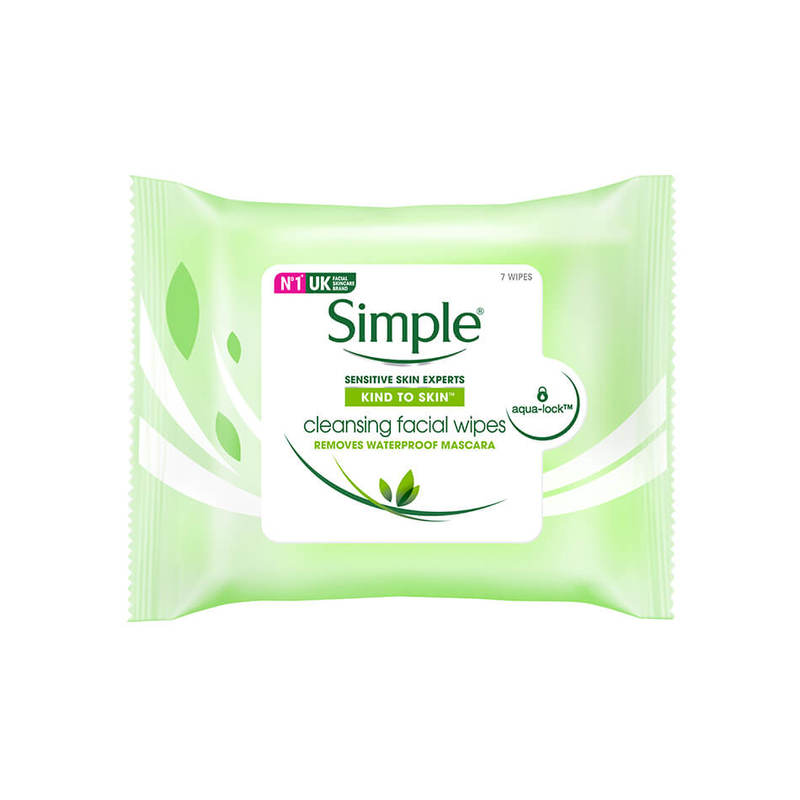 Simple Cleansing Wipes 7S