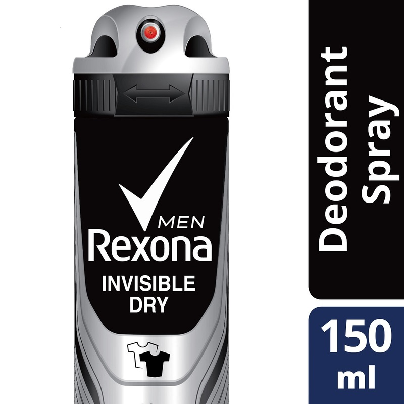 Rexona Men Ar-Invisible Dry 150mL