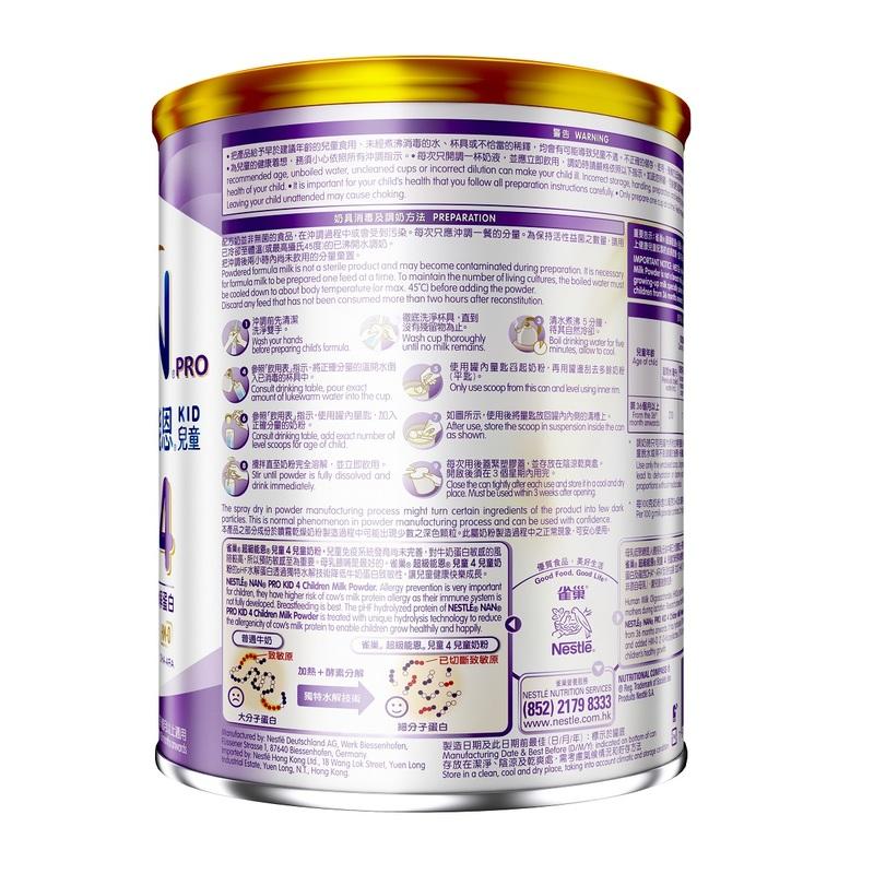 Nestlé® Nan® Pro 4 800g