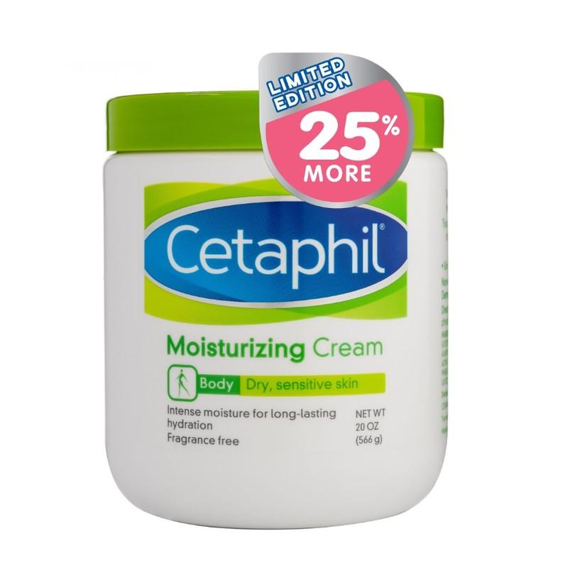 Cetaphil Moisturizing Cream, 566g
