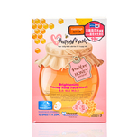 Happy Mask Honey Rose Brightening Facial Mask 10pcs