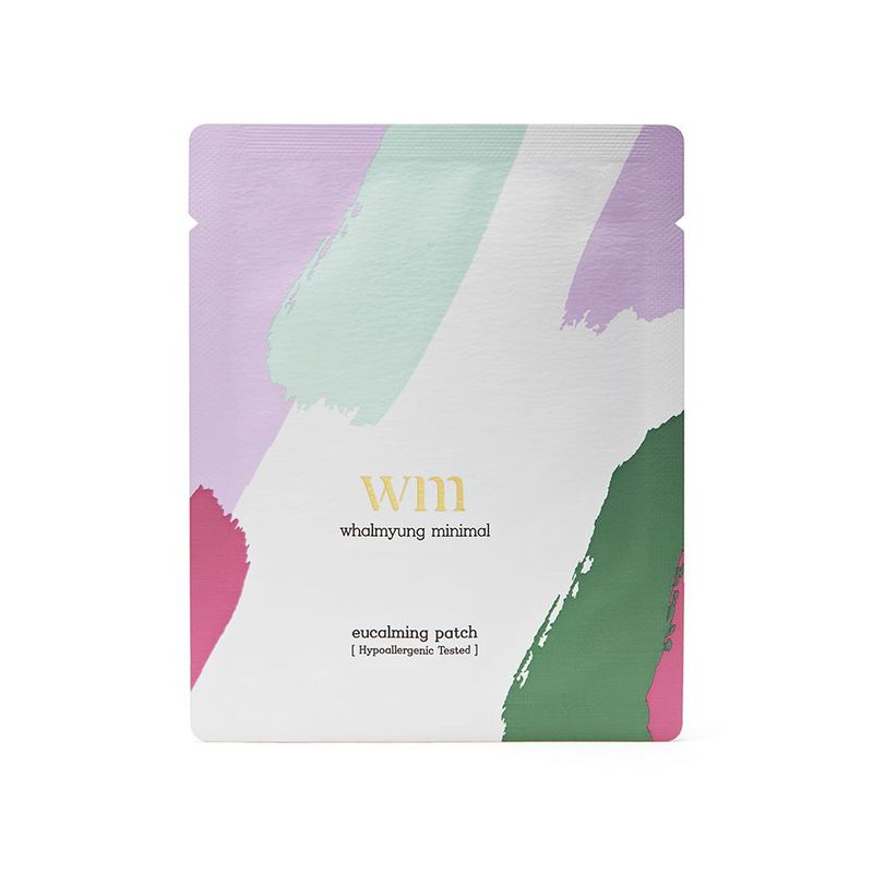 Whal Myung  Eucalming Patch 1 Box