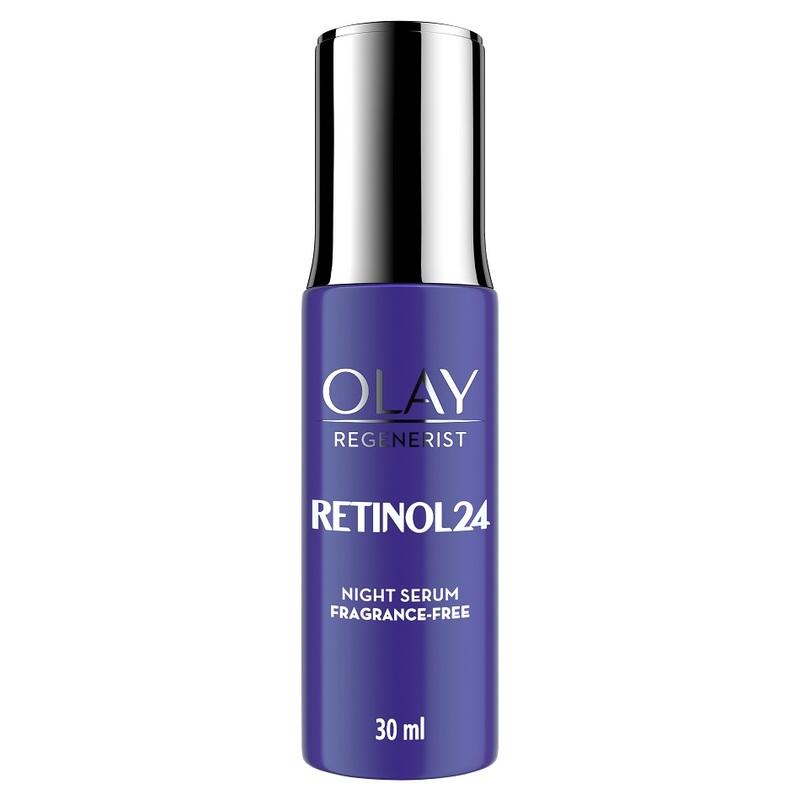 Olay Regenerist Retinol24 Night Serum Fragrance-Free 30 ml