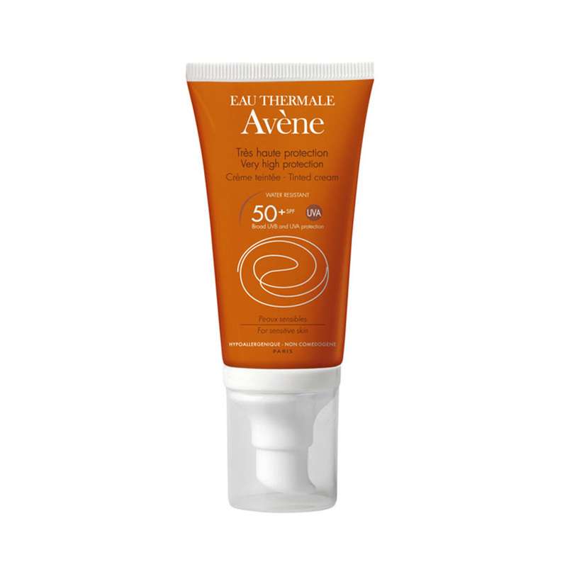 Avene Very High Protection Tinted Cream SPF50+, 50ml