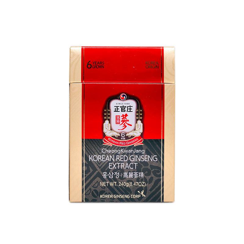 Cheong Kwan Jang Korean Red Ginseng Extract, 240g