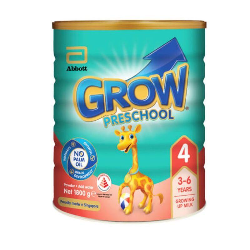 Grow Preschool Stage 4 (3-6Y), 1.8kg