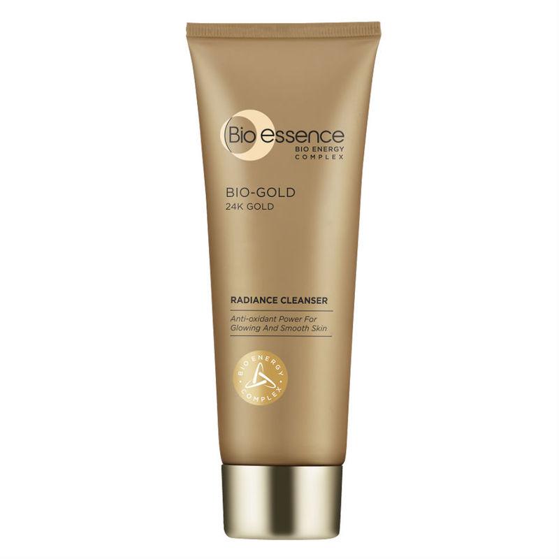 Bio-essence Bio-Gold Radiance Cleanser, 100g