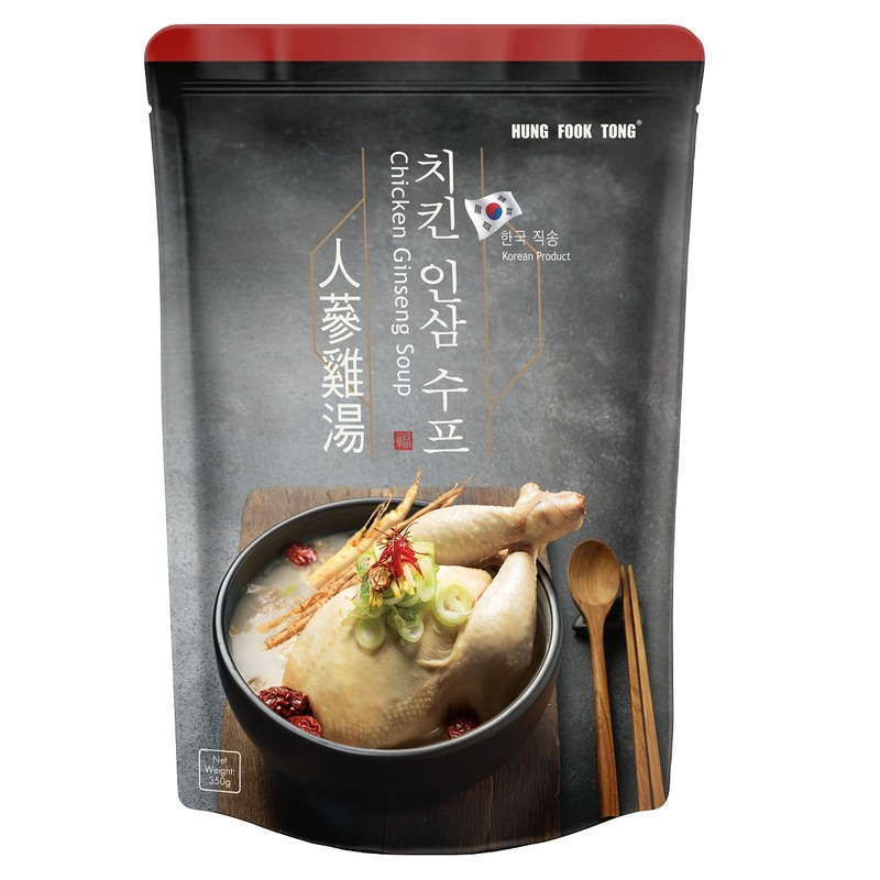 Hung Fook Tong Chicken Ginseng Soup 350mL