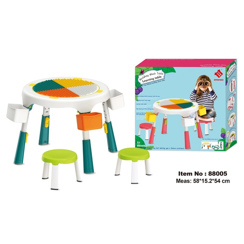 Snow Brand Smoneo 2-in-1 Learning Table 1pc
