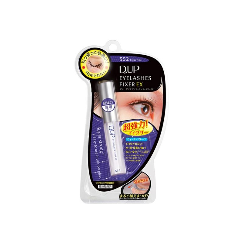 Dup False Eyelash Fixer Ex552 1Piece