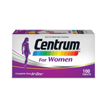 Centrum For Woman Multivitamin, 100 tablets